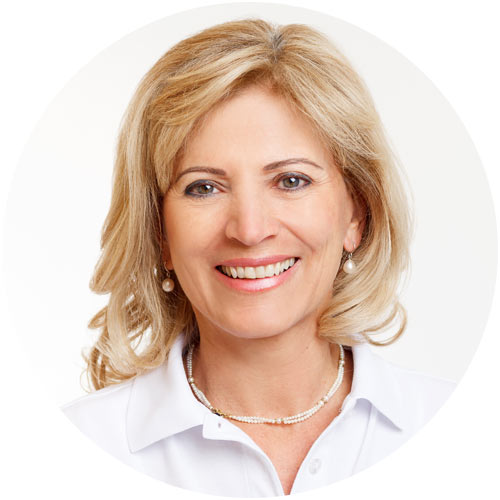 Zahnarztpraxis Katrin Lang - in Regensburg - Das Team - Dr. Astrid Heider