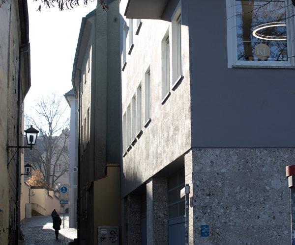 Praxis Straße
